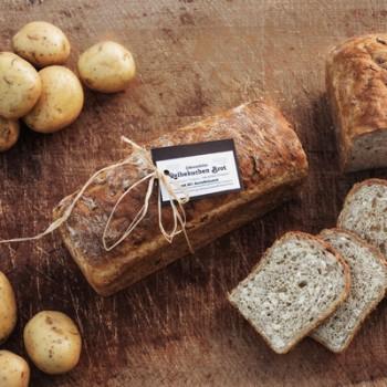 Reibekuchen-Brot-ganz